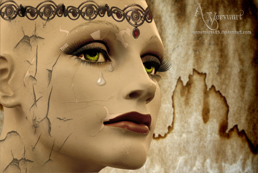 Sadness Doll