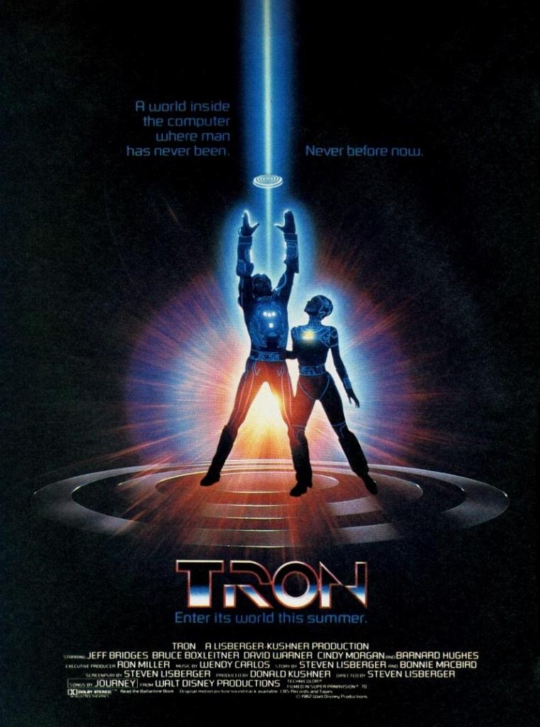 Poster do Tron (1982)